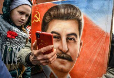 Если бы у Сталина был смартфон…