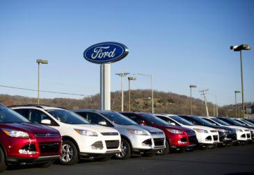 Ford закрывает бизнес в России