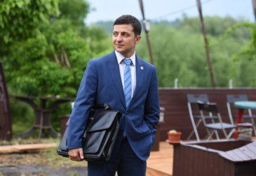 Президент Украины – комик?