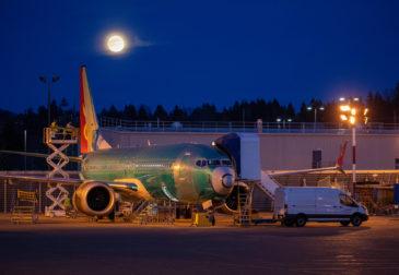 В тестировании Boeing Jet у пилотов было 40 секунд, чтобы исправить ошибку