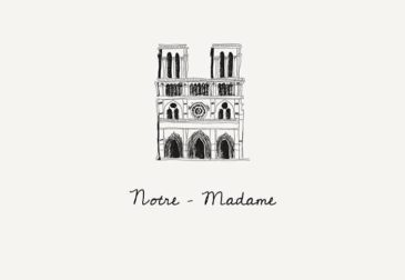 Je t'aime, Нотр-Дам! Художники со всего мира отдают дань памяти сгоревшему символу Парижа