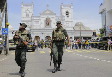 В теракте на Шри-Ланке погибли трое детей владельца ASOS