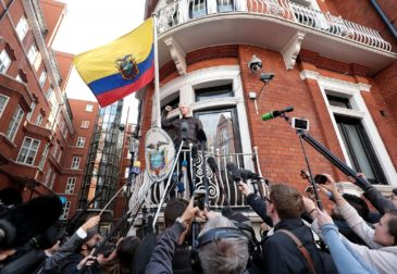 Основатель WikiLeaks арестован