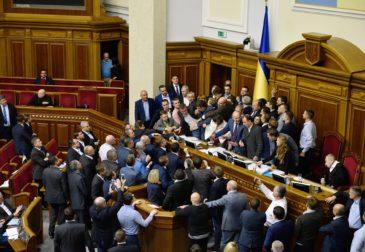 Украина расширила список санкций против России