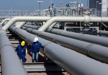 В Белоруссию поступила чистая нефть из России