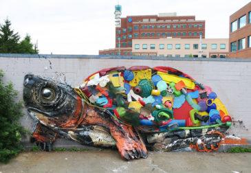 Подборка граффити со всего мира