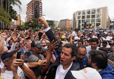 План Гуайдо по свержению Мадуро провалился