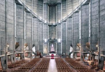 Монументальность и легкость. Поражающая красота современных церквей