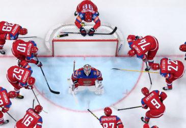 Мир наблюдает за ЧМ по хоккею 2019