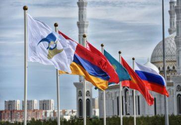 В Казахстане встретились лидеры стран ЕАЭС