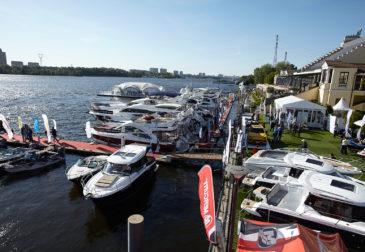 В Москве проходит 3-я ежегодная выставка Moscow Yacht Show