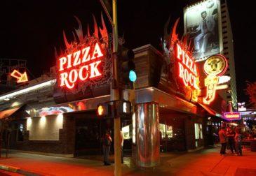 Пицца для любителей рока