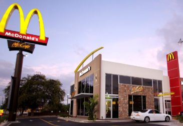 Сбербанк и McDonald's анонсировали начало мощного сотрудничества