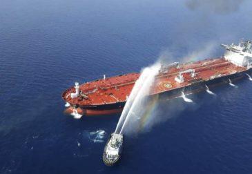 Атаки в Оманском заливе: на борту находились 11 россиян