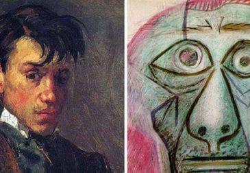 Творчество Пикассо на протяжении века