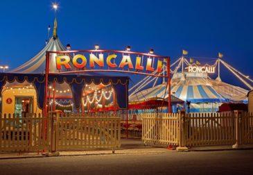 Цирк Ронкалли представил голограммы вместо животных