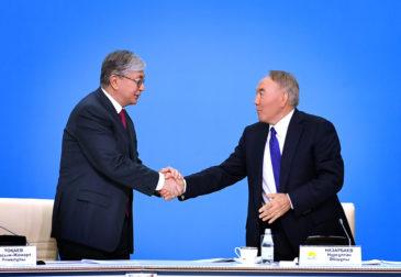 Объявлен новый президент Казахстана