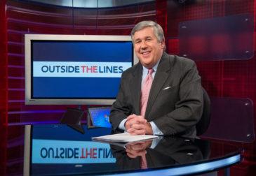 Боб Лей покидает телепередачу «Outside the Lines»