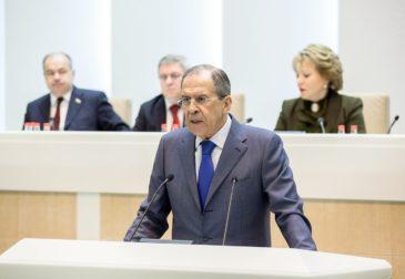 Совфед одобрил приостановку ДРСМД