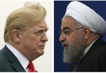 Дональд Трамп допустил возможность войны с Ираном