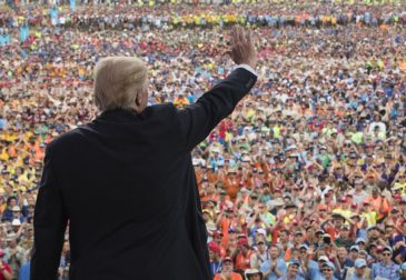 Патриотический и нетрадиционный парад Дональда Трампа 4 июля