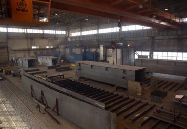Мостостроитеные заводы, как инструмент реализации нацпроектов