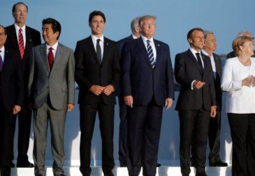 Лидеры G7 поссорились из-за России