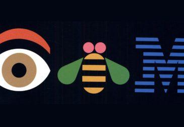 Легенда графического дизайна. Пол Рэнд.