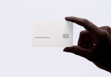 Все ли так с новой титановой кредиткой от Apple