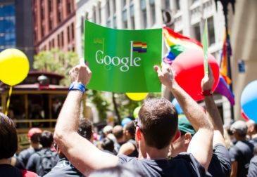 Политические волнения среди сотрудников Google мешают развитию компании