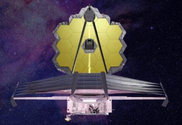 NASA завершило сборку космического телескопа «Джеймс Уэбб»