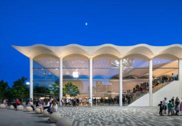 Apple откроет новый магазин в Майами