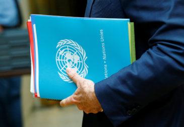 Россия стала председателем в Совбезе ООН на месяц