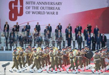 Польша отказалась приглашать Владимира Путина на годовщину начала Второй мировой войны