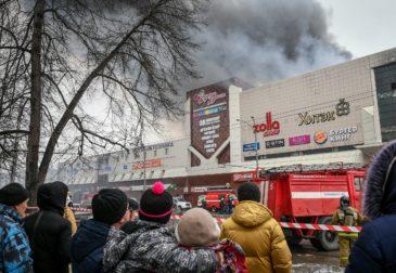 Игорь Востриков считает Дениса Штенгелова виновным в трагедии в ТЦ «Зимняя вишня»