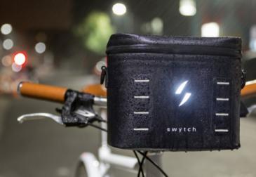 Swytch превращает любой велосипед в электрический