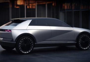 Hyundai представила электрокар в ретро-стиле