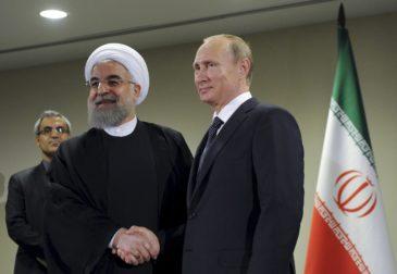 Герои нашего времени: Россия и Иран против США