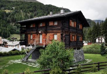 Альпийское творение Карло Моллино