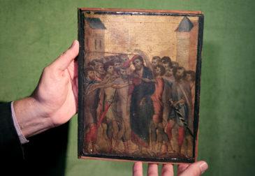 Картина, установившая рекорд аукциона