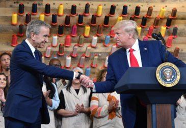 "Louis Vuitton открывает фабрику в США по производству сумок с тегами ""Made in the USA"""