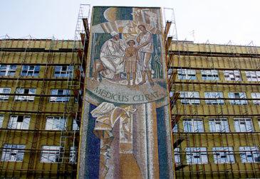 Самые красивые сохранившиеся уличные мозаики из Советского Союза