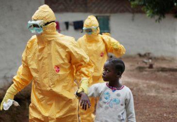 Эбола, живущая в Африке. Чрезвычайное положение в Конго