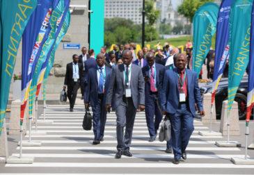 Россия включилась в борьбу за сотрудничество с Африкой