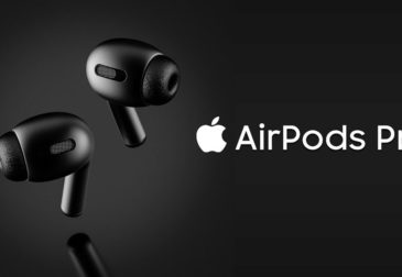 Новые Apple AirPods Pro