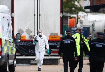 Мертвый груз, или как мигранты рискуют жизнью незаконно пересекая границы Великобритании