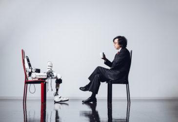 В Японии создали костюм-киборг, продлевающий молодость