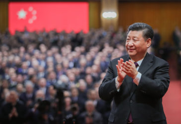 """Си Цзиньпин: """"Мы должны воспринимать блокчейн как важный прорыв"""""""
