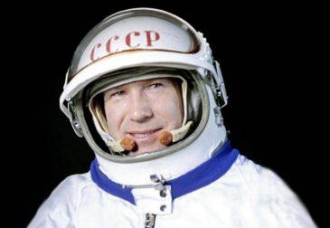 """Алексей Леонов: """"Нельзя забывать о достижениях нашего прошлого…"""""""