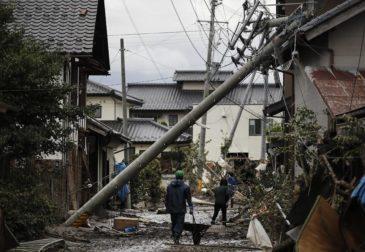 Мощнейший тайфун «Hagibis» надвинулся на Японию